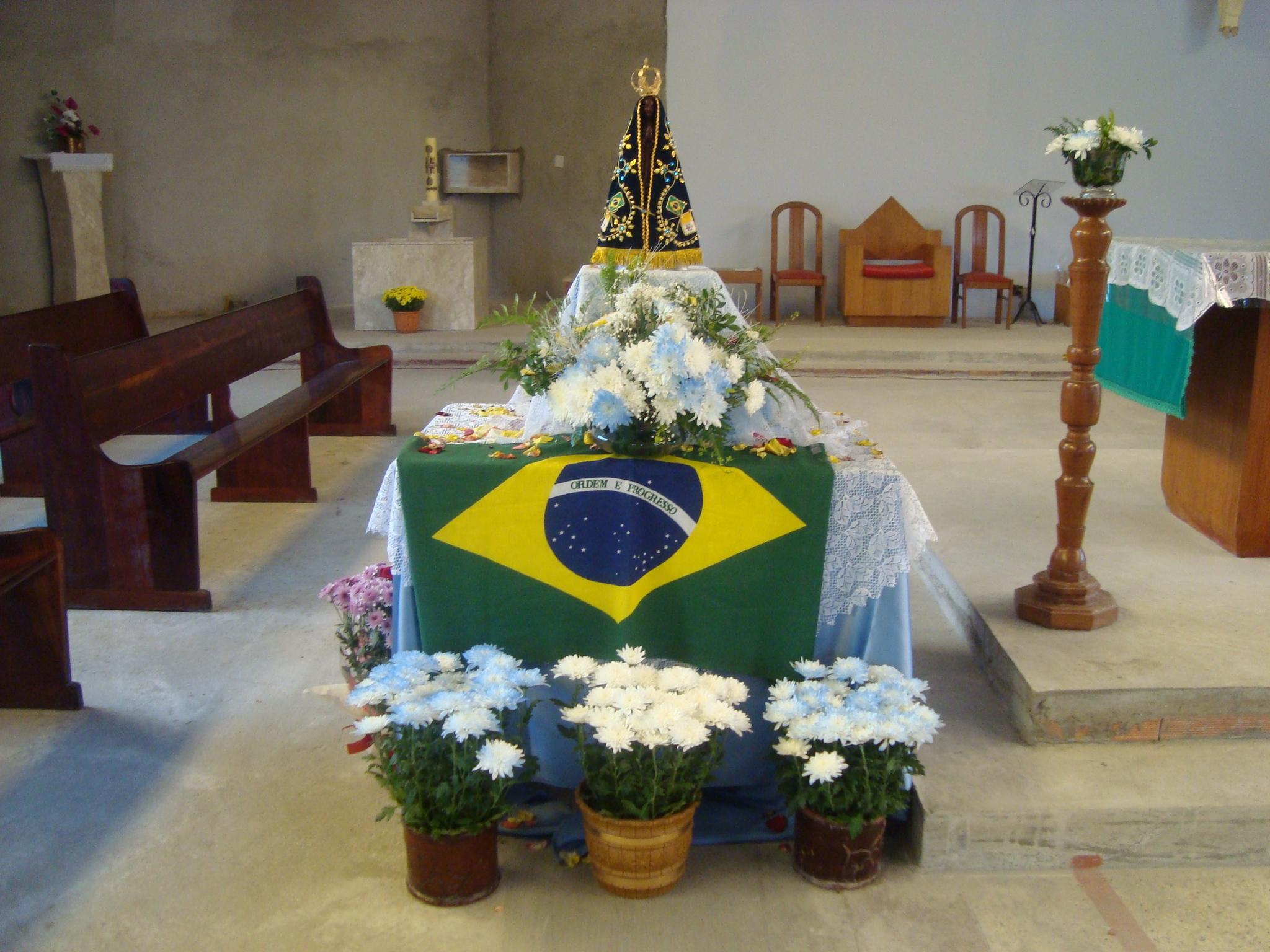 Festa De Nossa Senhora Aparecida: Festa Da Padroeira Do Brasil